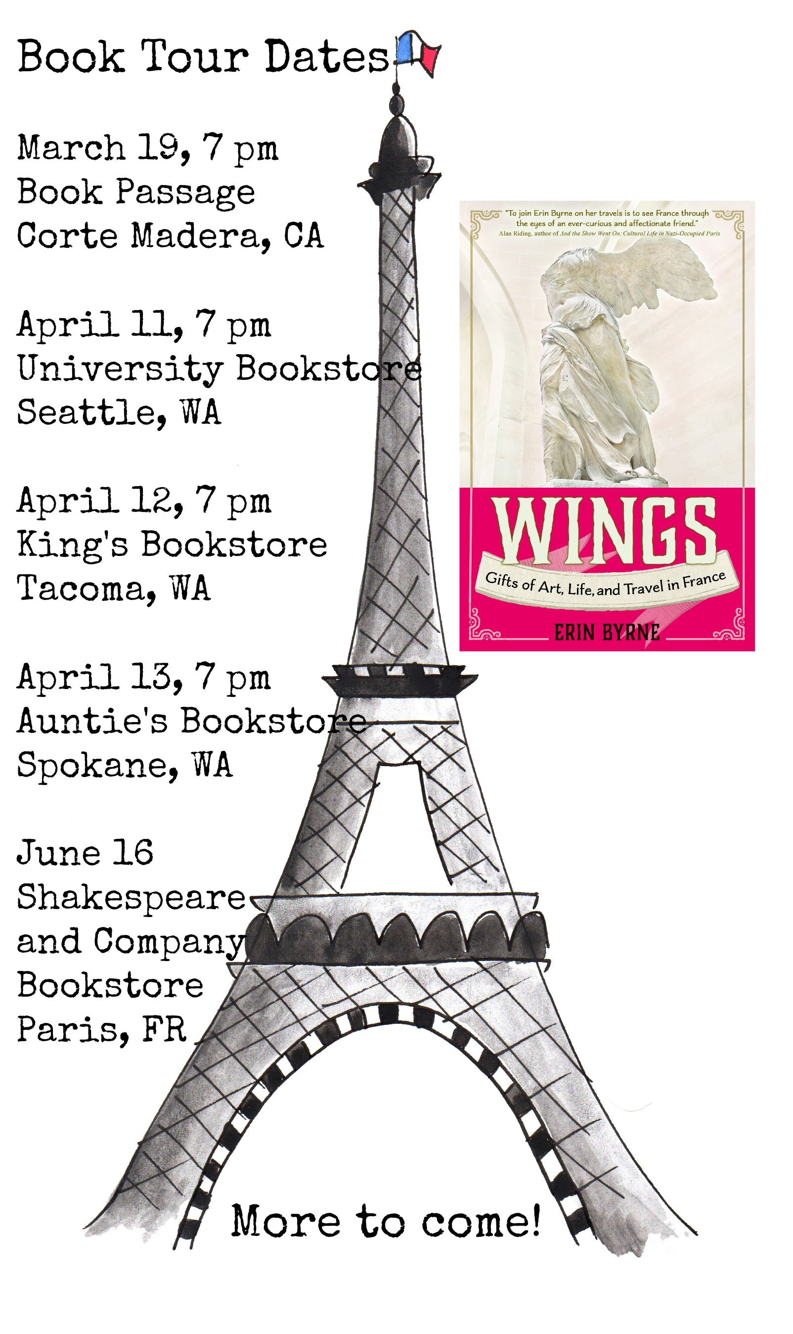 book tour dates